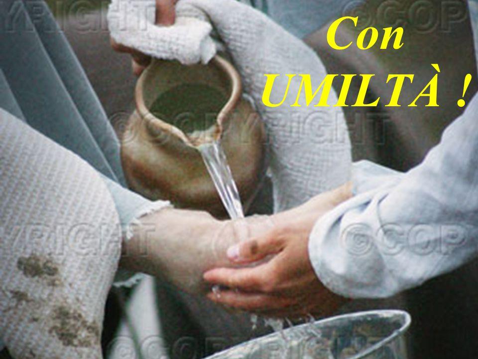 Alla fine poi Gesù disse: Bene, ora che io vi ho lavato siete puri: anche se non tutti (si riferiva a Giuda) .