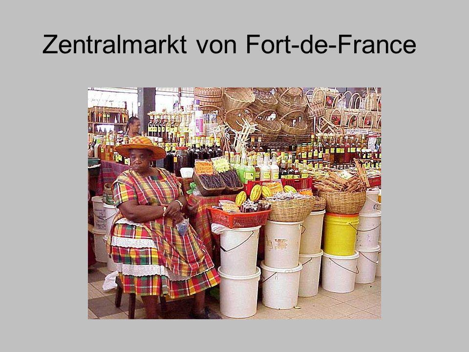 Zentralmarkt von Fort-de-France