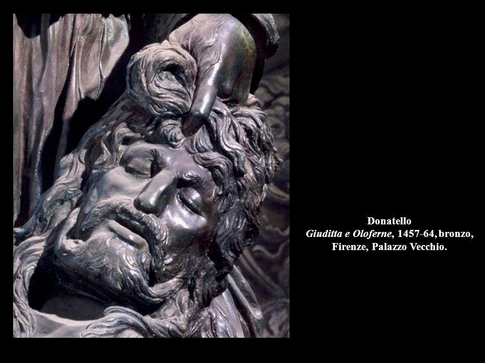 Donatello Busto di giovane con cammeo, (1440), bronzo, h.