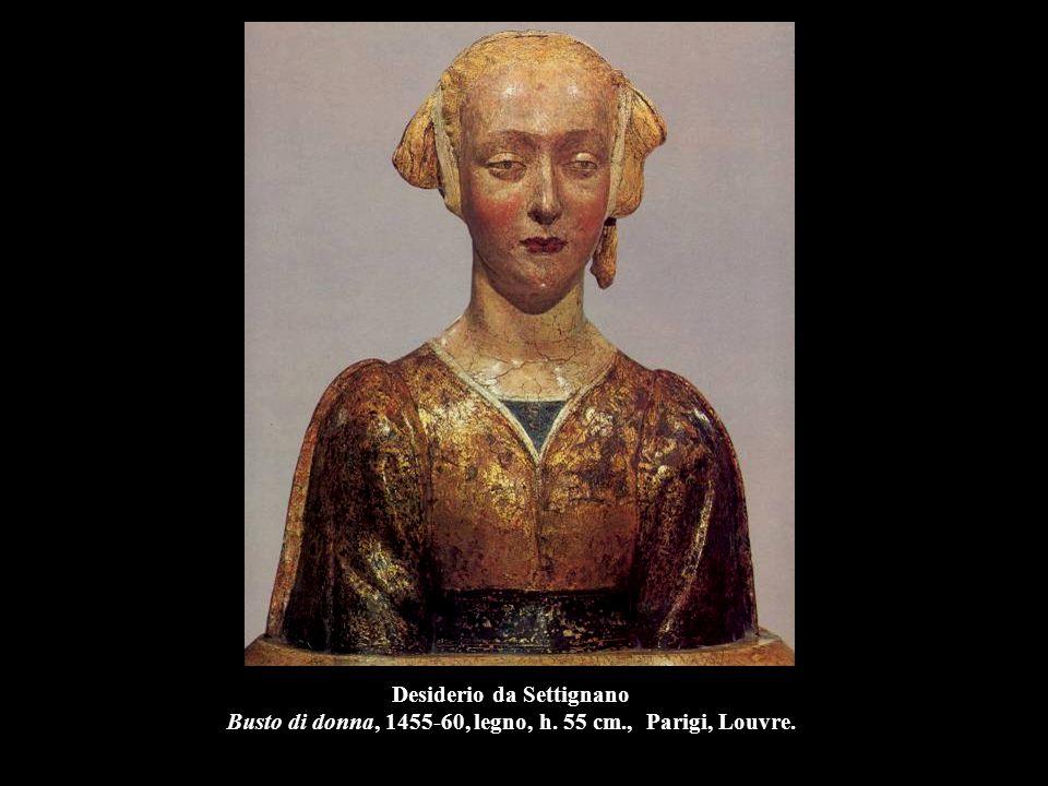 Desiderio da Settignano Putto Vanchetoni, (1460), marmo, h.