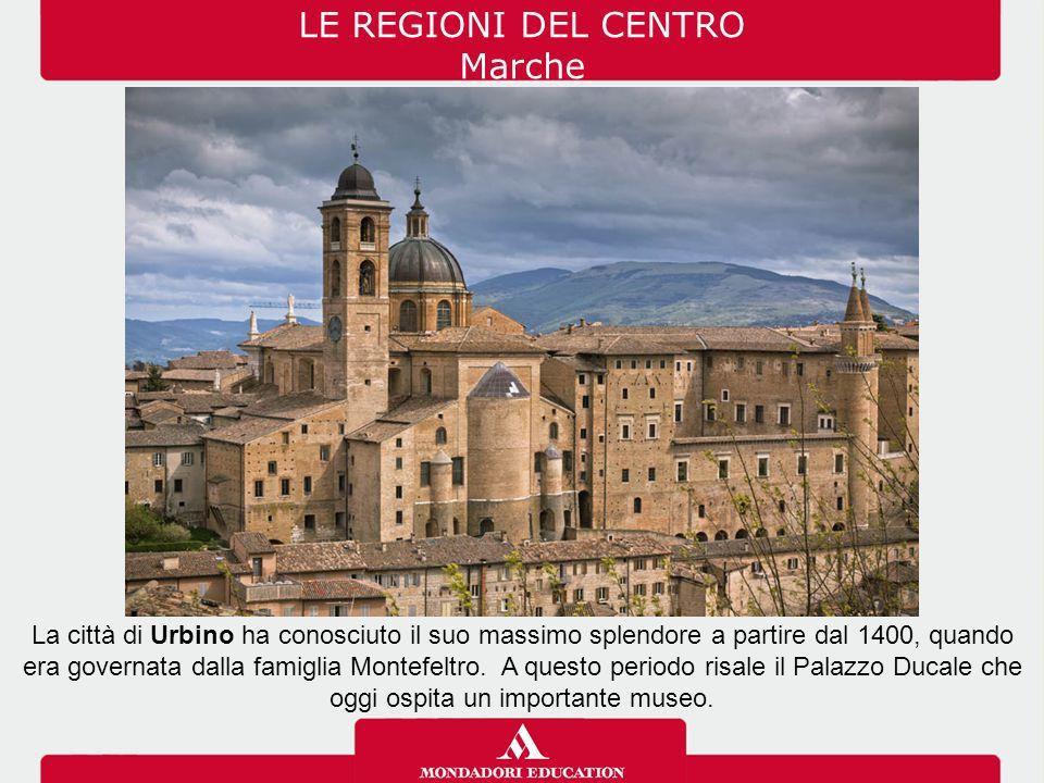 La città di Urbino ha conosciuto il suo massimo splendore a partire dal 1400, quando era governata dalla famiglia Montefeltro. A questo periodo risale
