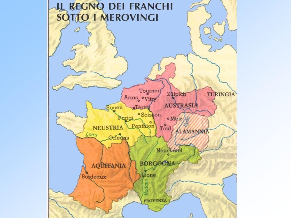 La fine dei Longobardi Nel 773 Desiderio (756-774), successore di Astolfo, tentò di conquistare Roma.