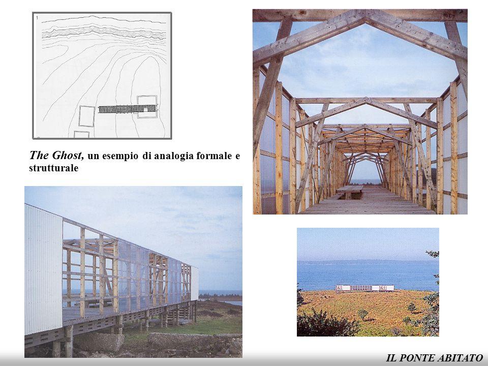IL PONTE ABITATO The Ghost, un esempio di analogia formale e strutturale