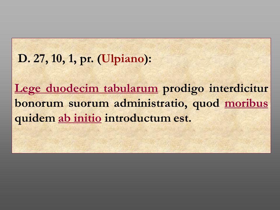 D. 27, 10, 1, pr.