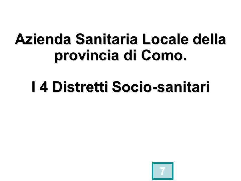 SUW Ambito territoriale Sedi Orario apertura al pubblico TelefonoE – mail SUW Distretto Brianza Ponte Lambro, via Verdi 2 Da lunedì a venerdì h 9.00 – 12.00 031 6337905 suw.erba@asl.