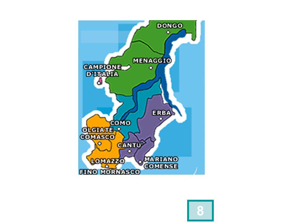 SUW Ambito territoriale Sedi Orario apertura al pubblico TelefonoE – mail SUW Distretto Como Como via Croce Rossa 1 Da lunedì a venerdì h 9.00 – 12.00 031 370515 suw.como@ asl.como.it 29