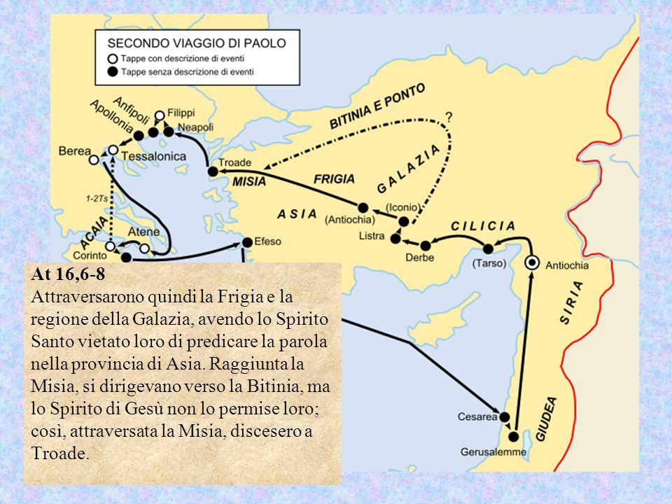 Porto di Neapolis e scavi di Filippi in Macedonia At 16,9-12 Durante la notte apparve a Paolo una visione: gli stava davanti un Macedone e lo supplicava: «Passa in Macedonia e aiutaci!».