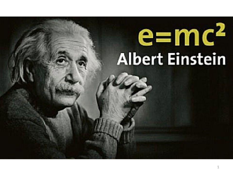Massa ed energia relativistica 1