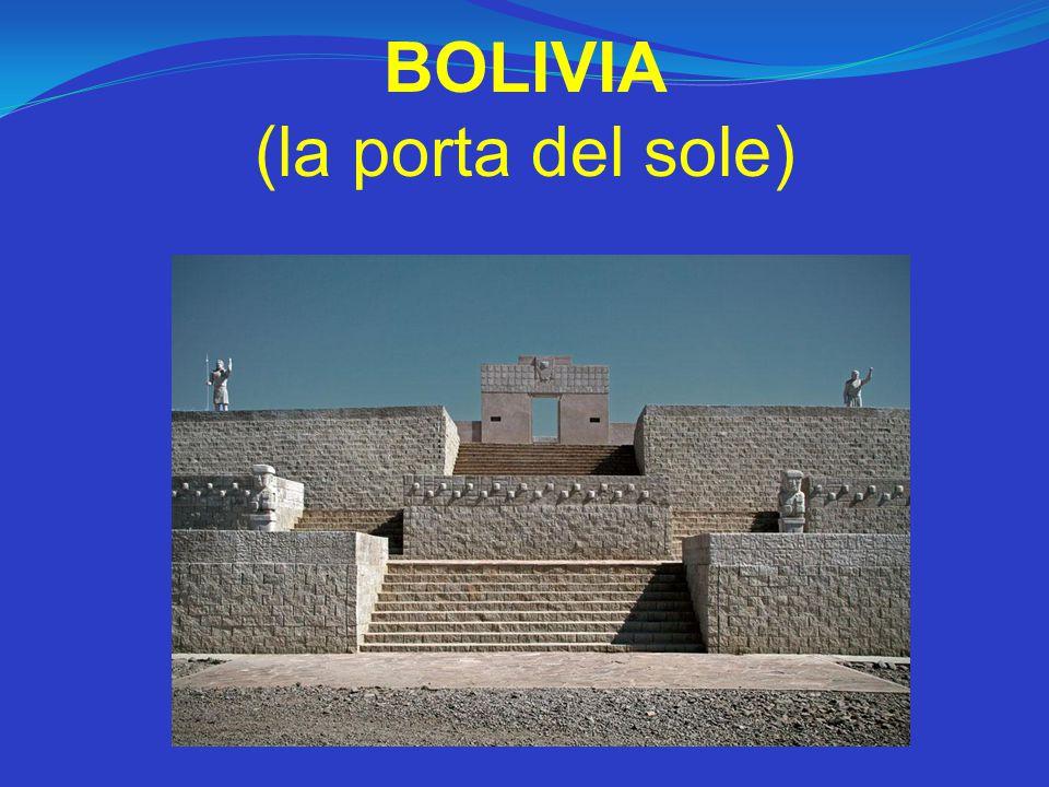 BOLIVIA (la porta del sole)