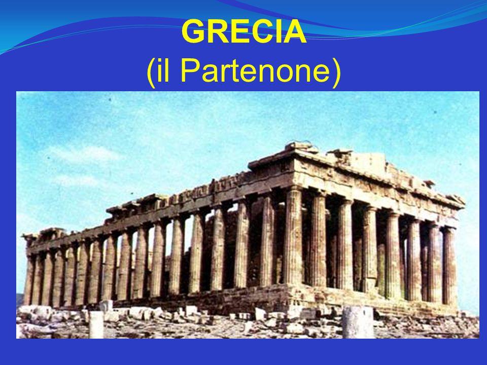 GRECIA (il Partenone)
