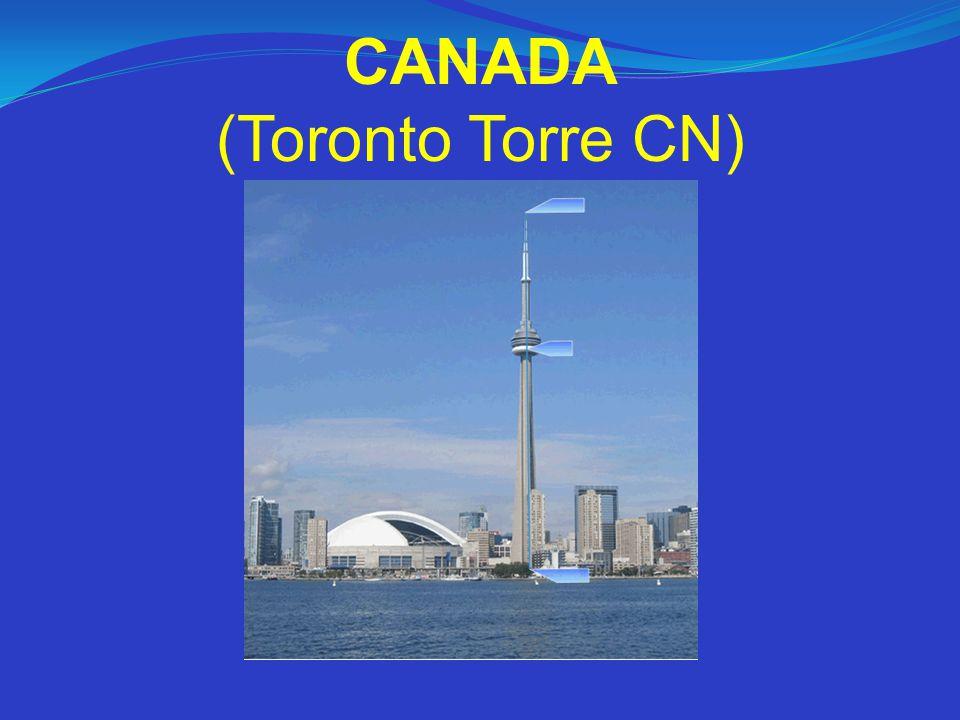 CANADA (Toronto Torre CN)
