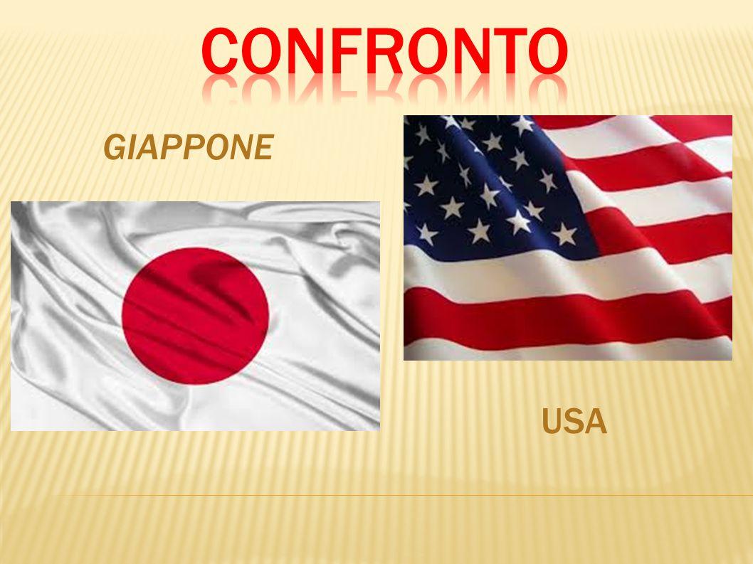 STATI UNITI (paese orientale) GIAPPONE (paese occidentale) L economia del Giappone è la terza al mondo dopo quelle di Stati Uniti e Cina.