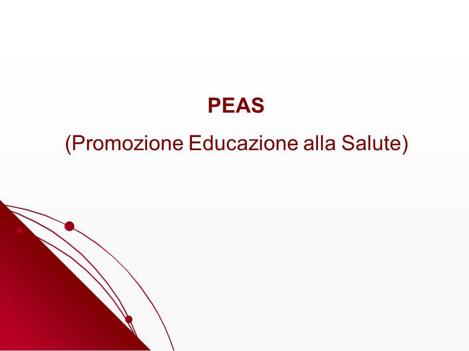 PEAS (Promozione Educazione alla Salute)
