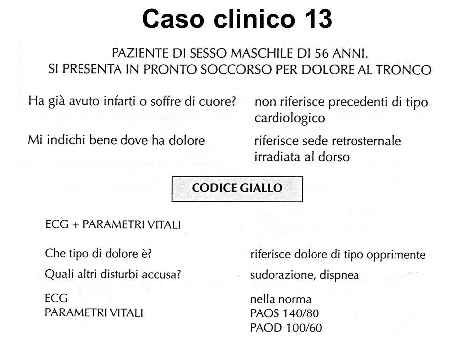 Caso clinico 13