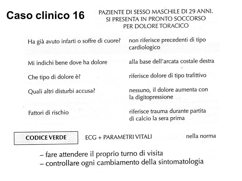 Caso clinico 16