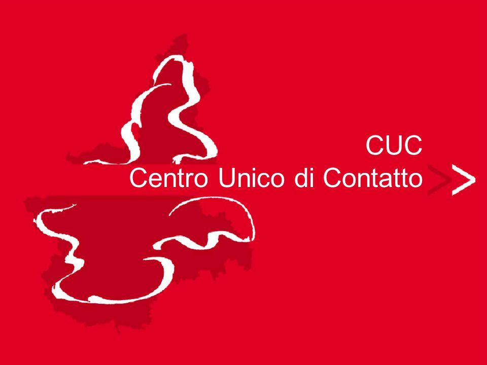CUC Centro Unico di Contatto