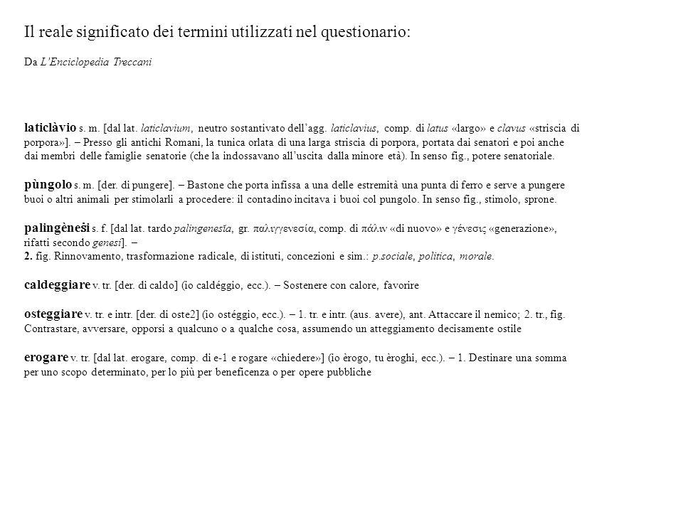 Fonti: da Il Corriere della Sera: Edizione: Del 14 novembre 2013 p.