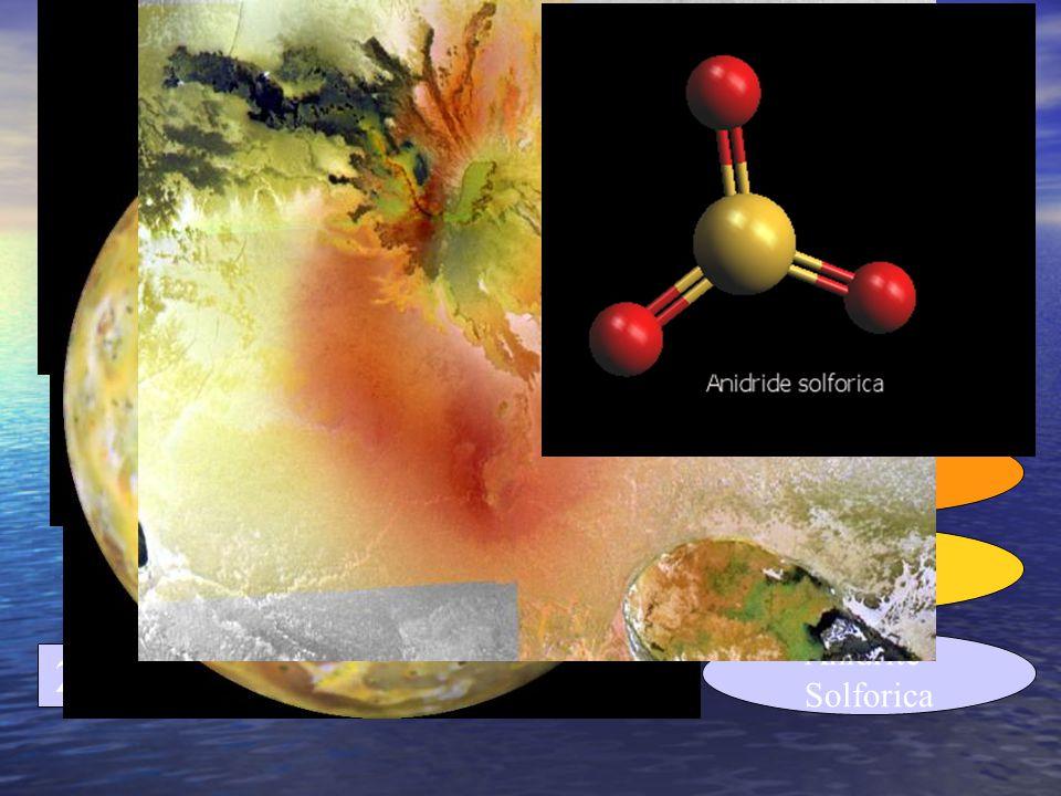 Le Anidridi Le Anidridi derivano dalla reazione di un non metallo con l'ossigeno Le Anidridi derivano dalla reazione di un non metallo con l'ossigeno