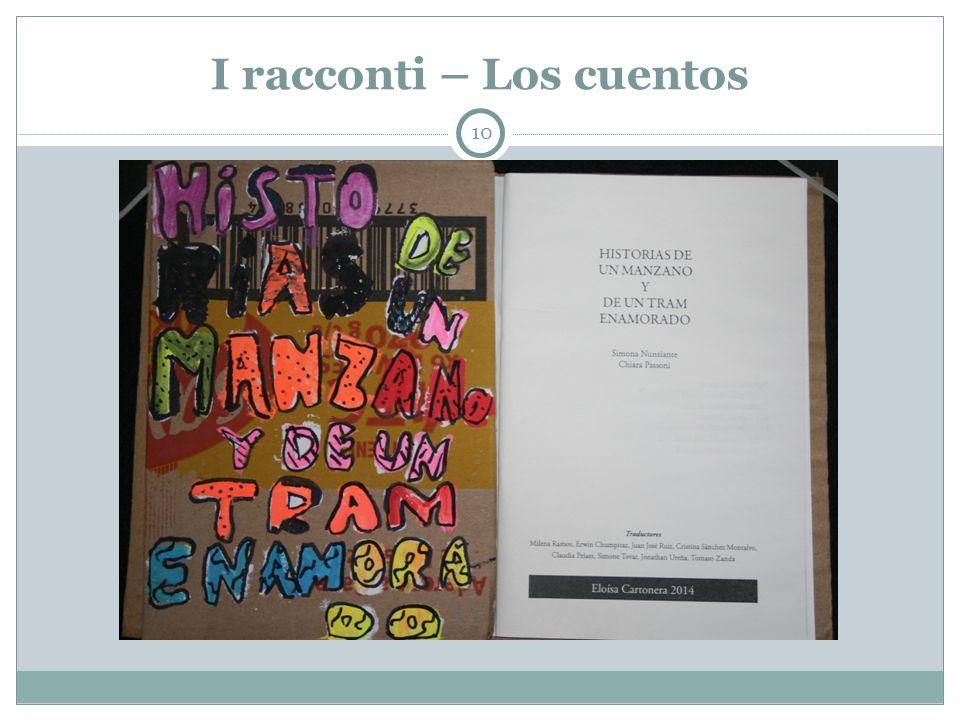 I racconti – Los cuentos 10