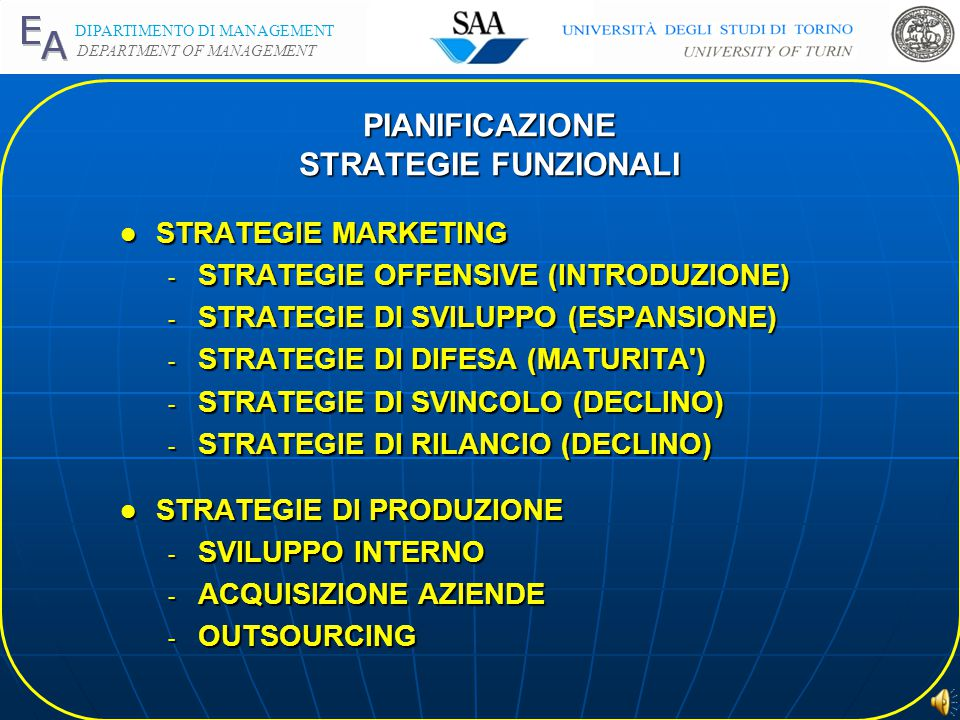 DIPARTIMENTO DI MANAGEMENT DEPARTMENT OF MANAGEMENT Da pagina 56 a pagina 76