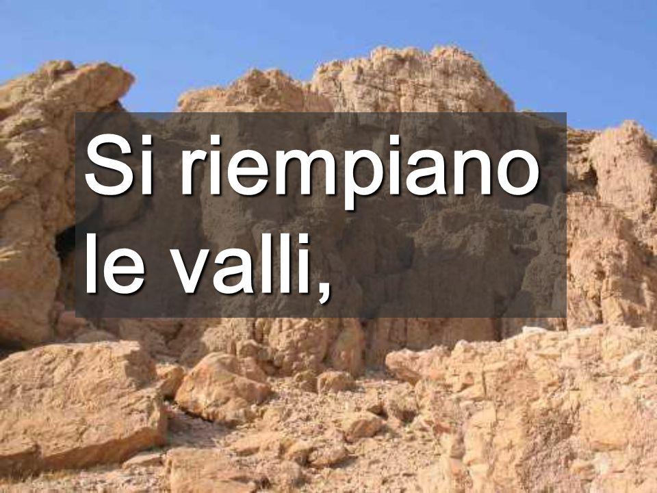 Suppone alzare la voce per farsi ascoltare anche da quanti vivono in luoghi pubblici Gridare nel deserto è disperante
