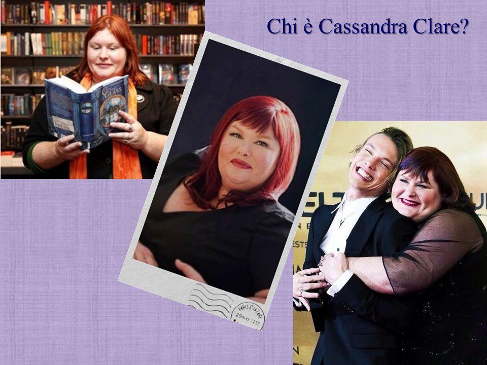 Chi è Cassandra Clare?