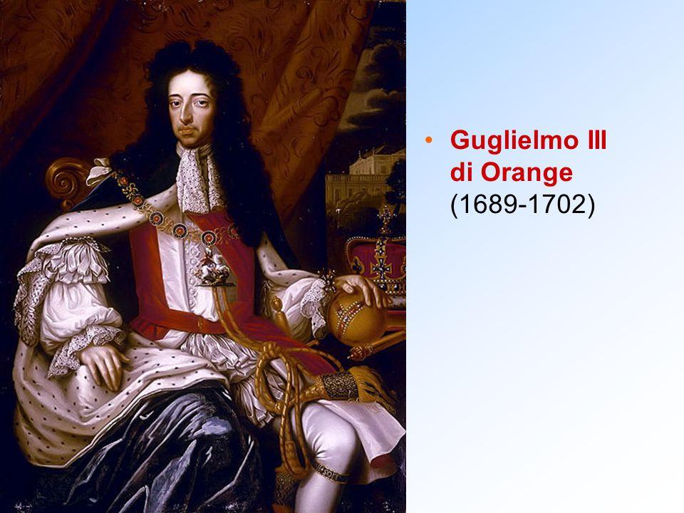 Guglielmo III di Orange (1689-1702)