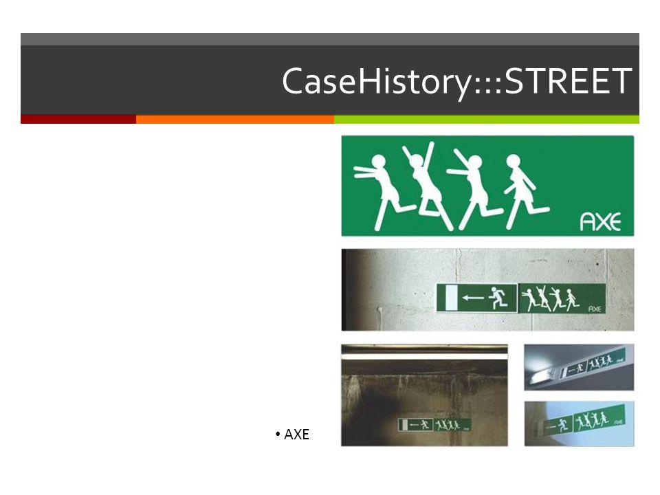 CaseHistory:::STREET AXE