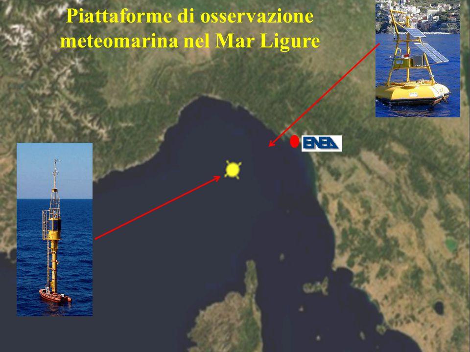 I criteri di selezione delle aree SCENARIO20102020 Isobata massima20 m50 m Distanza di rispetto da costa >3 km Altezza rotore60 m Potenza / area utile8 MW/km 2 Dettati dalle caratteristiche tecniche degli impianti eolici offshore, distinti in due scenari: