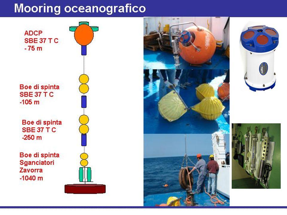 SAMA-MAMBO Meteorologia  Temperatura  Intensità e direzione del vento  Pressione atmosferica Oceanografia Profili f -1.5 m -25 m dt 3h  Temperatura  Salinità  Ossgeno  Fluorimetro  pH