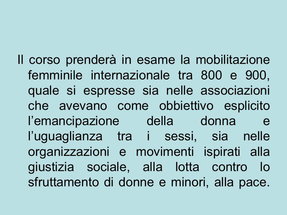 Lo spazio sociale L'industrializzazione e crescita dei servizi individuali e collettivi, e la crescente femminilizzazione di alcuni di questi hanno allargato il campo alle possibilità occupazionali per le donne.