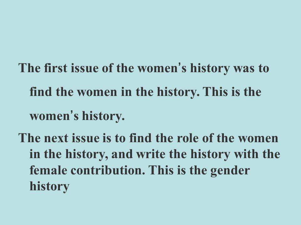 Genere I diversi ruoli sessuali sono riferiti a una costruzione socioculturale di cosa vuol dire essere maschio ed essere femmina- del maschile e del femminile, che varia col variare delle società e delle epoche.