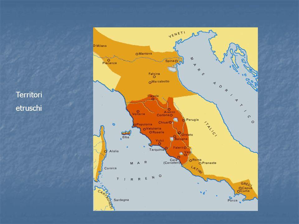 Territori etruschi