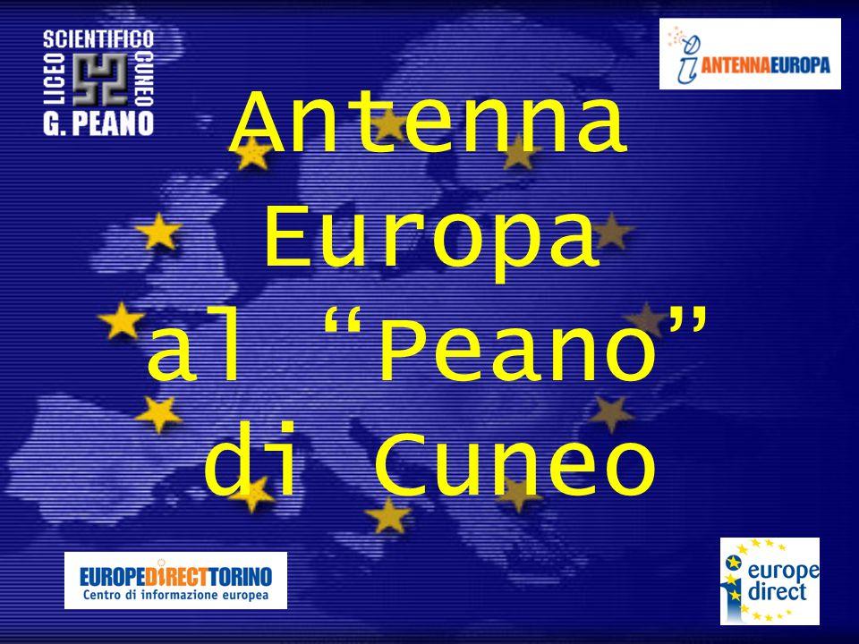Antenna Europa al Peano di Cuneo
