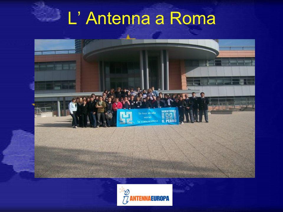 L' Antenna a Roma
