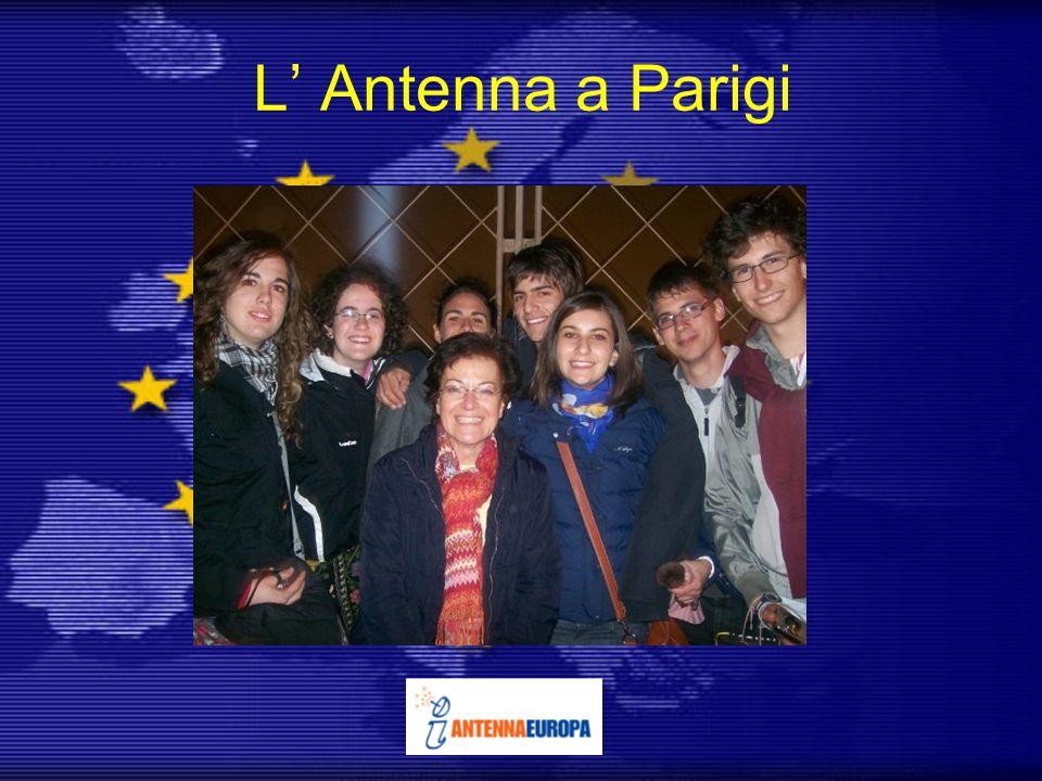 L' Antenna a Parigi