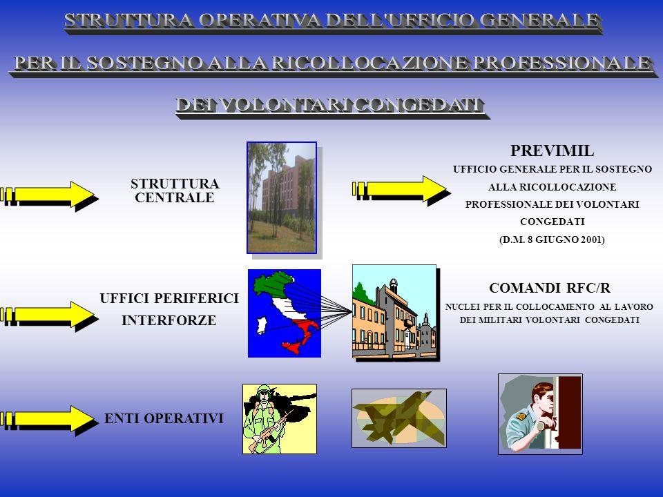 FINALITA': - EMERSIONE DI CAPACITA' ABILITA' E COMPETENZE - ESPERIENZE PREGRESSE - ASPIRAZIONI - GRADIMENTO SEDI DI LAVORO - BILANCIO DELLE COMPETENZE - SUGGERIMENTI SUL MERCATO DEL LAVORO - VALORIZZAZIONE DELLE CAPACITA' IMPRENDITORIALI IMPLEMENTAZIONE BANCA DATI CURRICULUM VITAE CURRICULUM VITAE