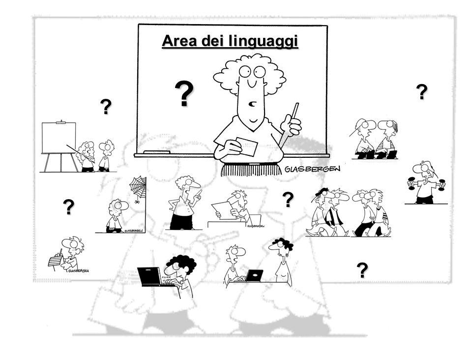 Area dei linguaggi