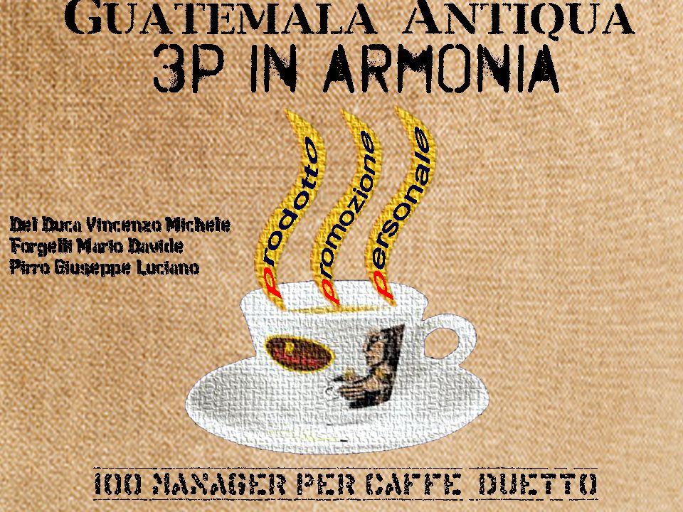 Il vuoto di offerta Vuoto di offerta Prodotti sostitutivi del caffè