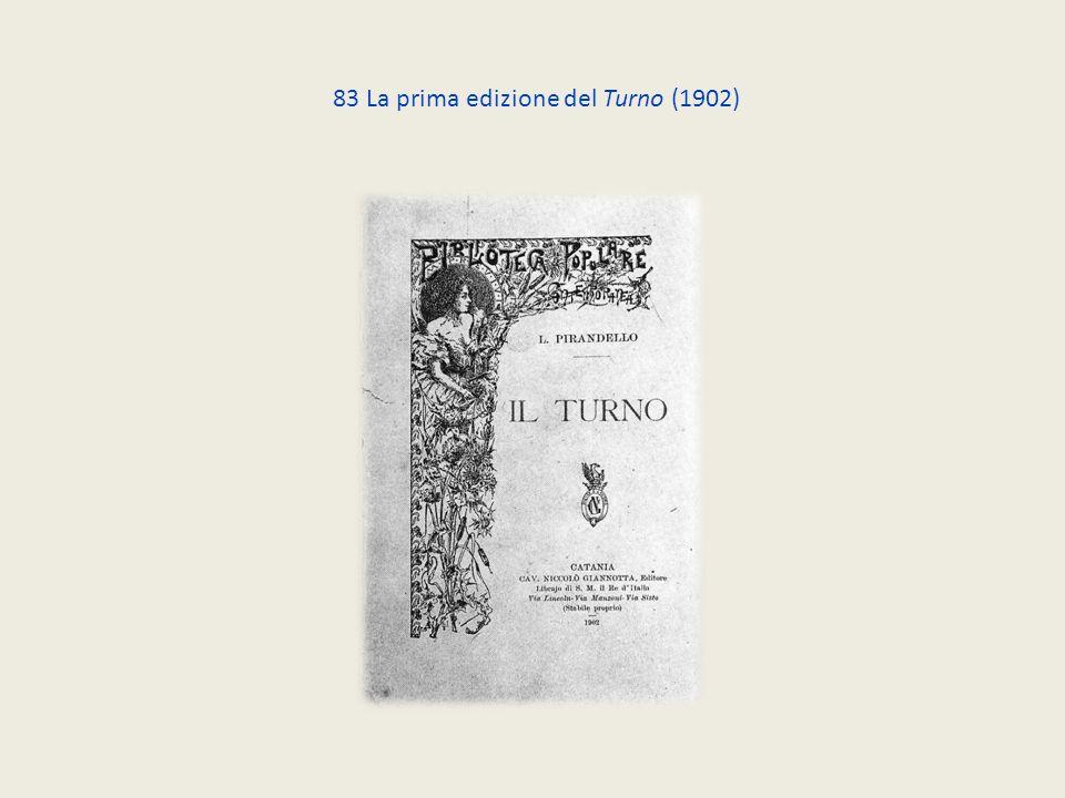 83 La prima edizione del Turno (1902)