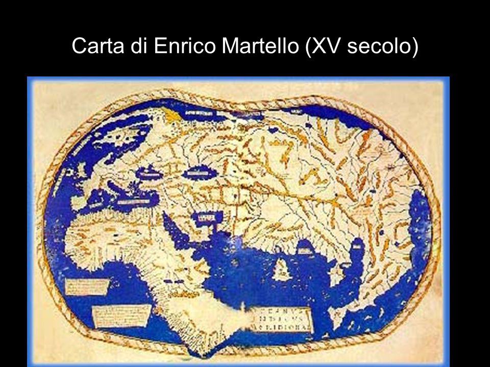 Carta di Enrico Martello (XV secolo)