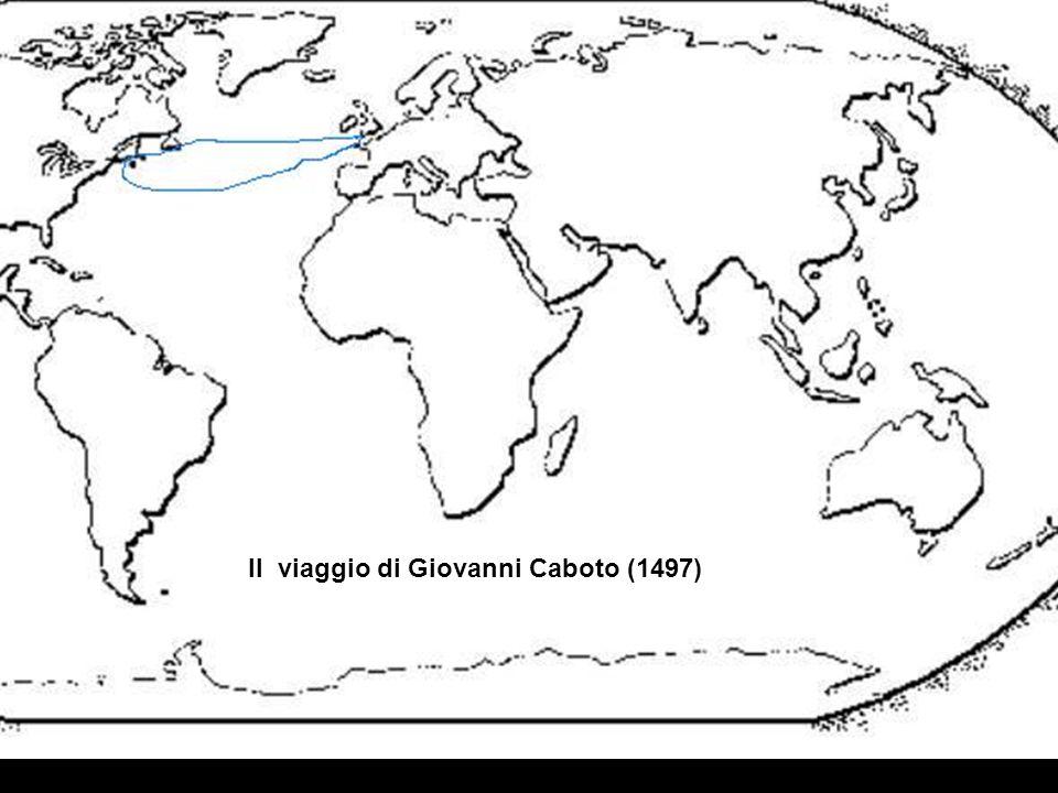 Il viaggio di Giovanni Caboto (1497)