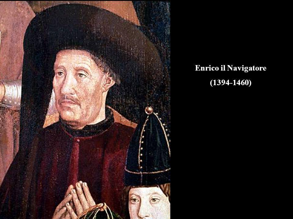 Enrico il Navigatore (1394-1460)