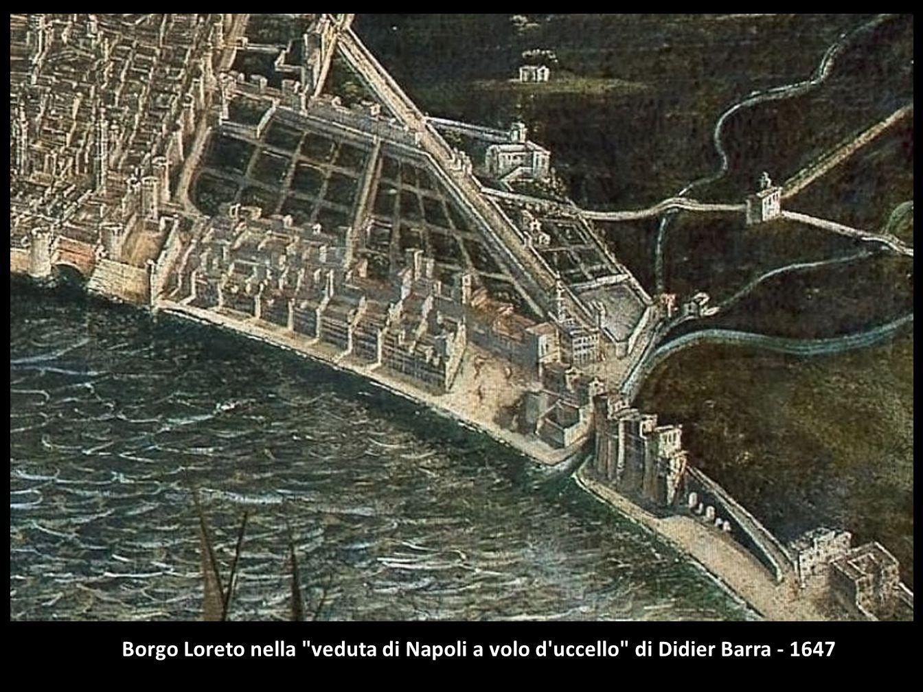 Borgo Loreto nella