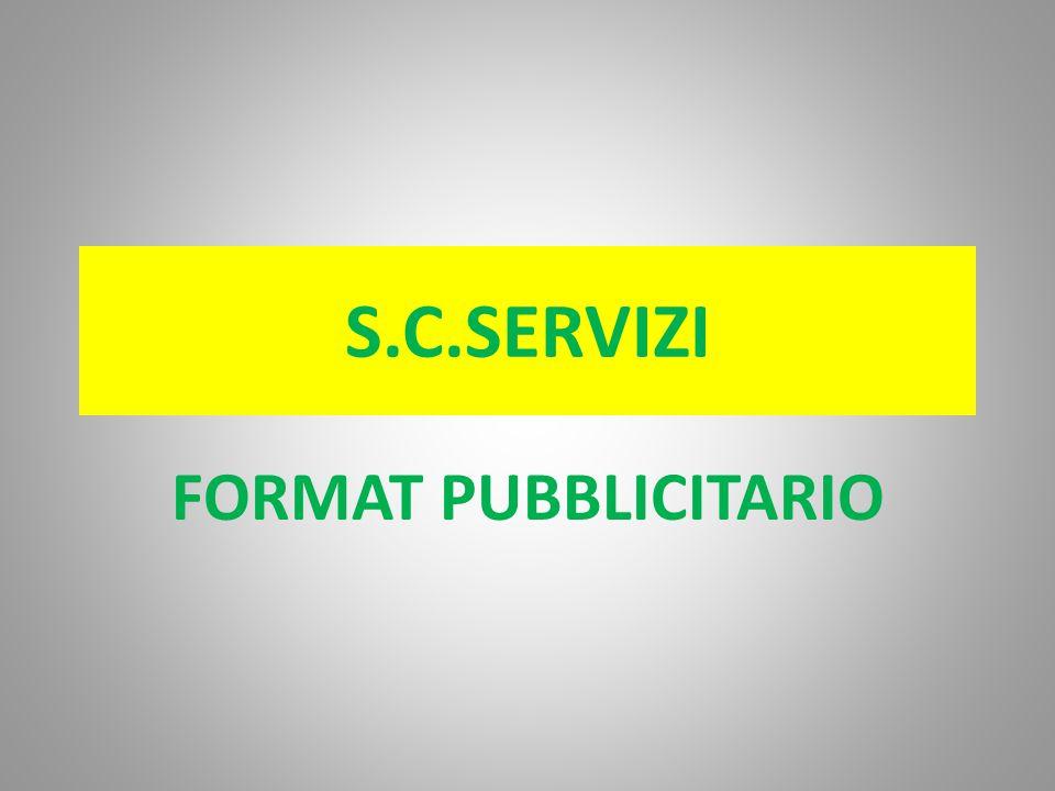 S.C.SERVIZI FORMAT PUBBLICITARIO