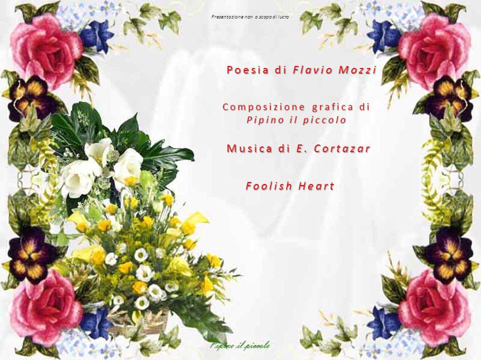 Poesia di Flavio Mozzi Composizione grafica di Pipino il piccolo Musica di E.