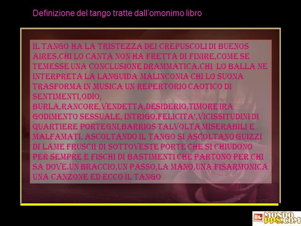 tango Pietro Atzeni