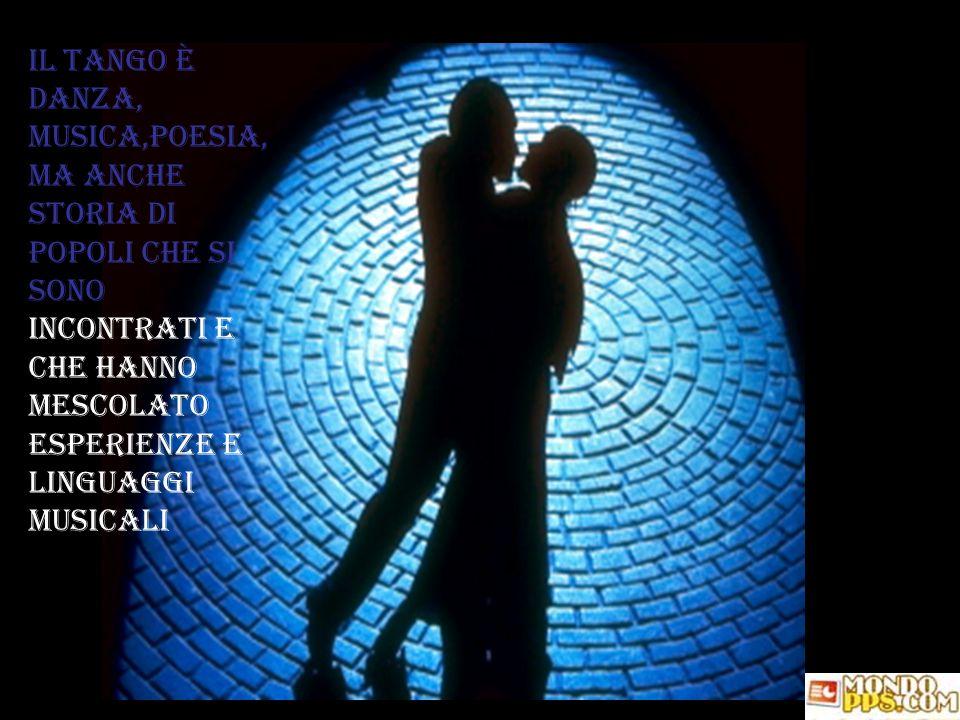 Tango di passione tango….