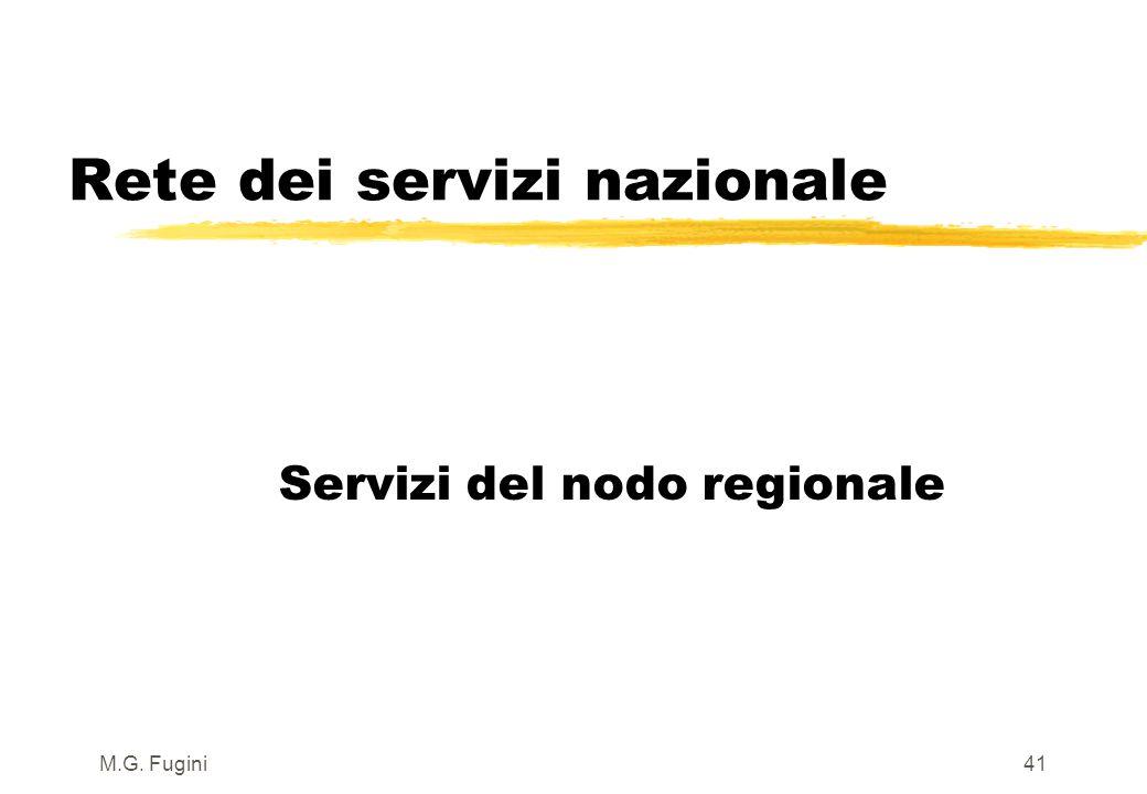 M.G. Fugini40 Bibliografia/Sitografia [1]M. Martini (a cura di), Potenziamento dei servizi per l'impiego e nuove iniziative a supporto dell'incontro d