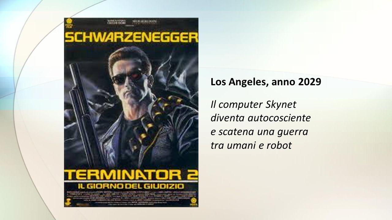 Los Angeles, anno 2029 Il computer Skynet diventa autocosciente e scatena una guerra tra umani e robot